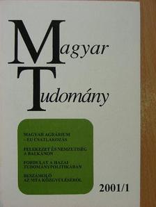 Berend T. Iván - Magyar Tudomány 2001. január [antikvár]