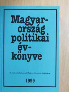 Ágh Attila - Magyarország politikai évkönyve 1999 [antikvár]