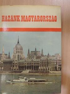 Antos László - Hazánk, Magyarország I. (töredék) [antikvár]