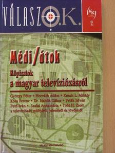 György Péter - Médi/átok [antikvár]