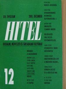 Alföldy Jenő - Hitel 2001. december [antikvár]