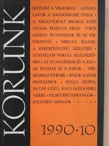 Bajor Andor - Korunk 1990. október [antikvár]