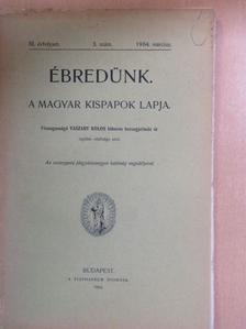 Harsányi Lajos - Ébredünk 1904. március [antikvár]