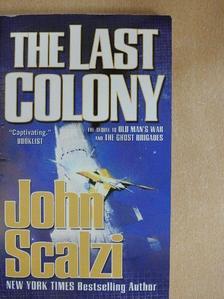 John Scalzi - The Last Colony [antikvár]