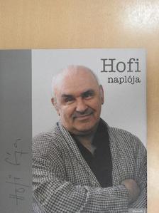 Bódis Szilvia - Hofi naplója [antikvár]