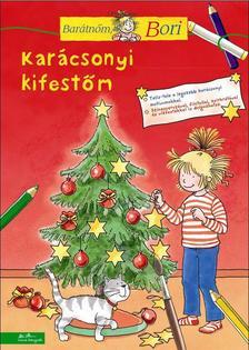 Uli Velte - Karácsonyi kifestőm - Barátnőm, Bori foglalkoztató