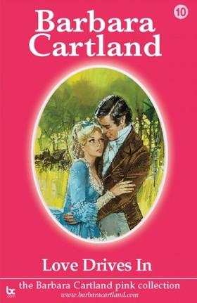 Barbara Cartland - Love Drives in [eKönyv: epub, mobi]
