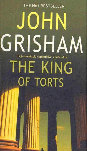 John Grisham - The King of Torts [antikvár]
