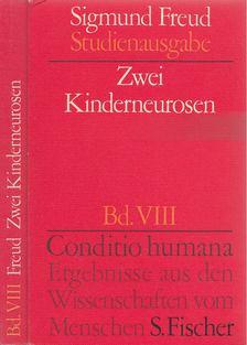 Sigmund Freud - Zwei Kinderneurosen [antikvár]