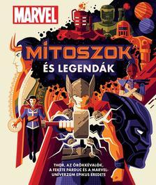 Marvel - Marvel - Mítoszok és legendák
