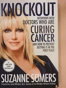 Suzanne Somers - Knockout [antikvár]