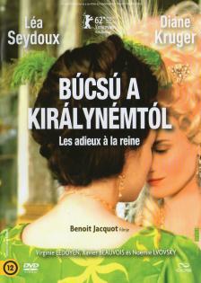 BÚCSÚ A KIRÁLYNÉMTÓL - DVD