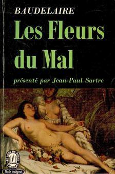 Charles Baudelaire - Les fleurs du mal [antikvár]