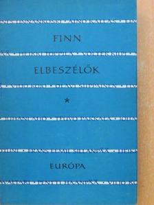 Aino Kallas - Finn elbeszélők [antikvár]