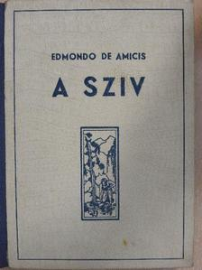 Edmondo De Amicis - A sziv I-II. [antikvár]