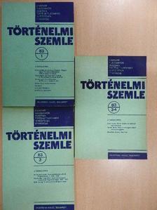 Balázs Ilona - Történelmi Szemle 1983/1-4. [antikvár]