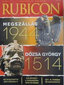 Haraszti György - Rubicon 2014/3. [antikvár]