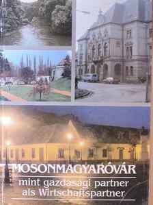 Botos Gábor - Mosonmagyaróvár, mint gazdasági partner [antikvár]