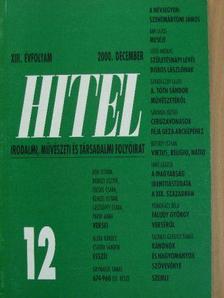 Ágh István - Hitel 2000. december [antikvár]