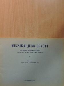 Anton Bruckner - Muzsikáljunk együtt I. [antikvár]