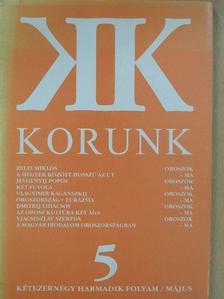 Borisz Dubin - Korunk 2004. május [antikvár]