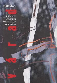 Szűcs László - várad 2008/4-5. [antikvár]