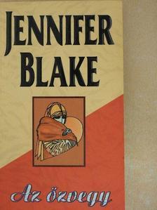 Jennifer Blake - Az özvegy [antikvár]