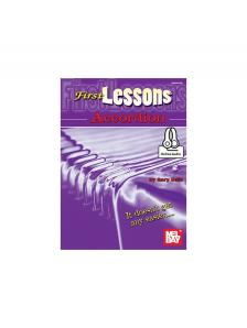 DAHL, GERY - FIRST LESSONS ACCORDION