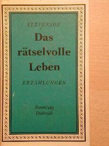 R. L. Stevenson - Das rätselvolle Leben [antikvár]