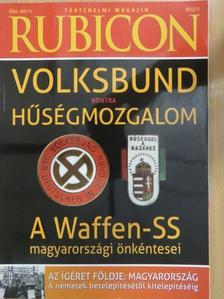 Erdész Ádám - Rubicon 2012/11. [antikvár]