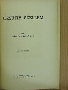 Gálffy László - Jezsuita szellem [antikvár]