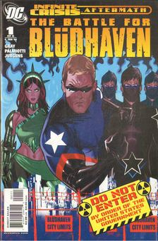 Jurgens, Dan, Palmiotti, Jimmy, Gray, Justin - Crisis Aftermath: The Battle for Bludhaven 1. [antikvár]