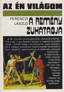 Ferenczi László - A remény zuhatagja [antikvár]