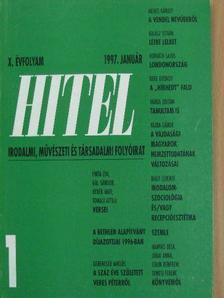Bakonyi István - Hitel 1997. január [antikvár]
