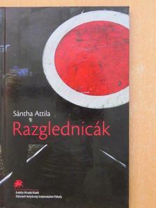Sántha Attila - Razglednicák [antikvár]