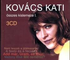 Kovács Kati - ÖSSZES KISLEMEZE I. 3CD KOVÁCS KATI
