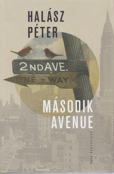 Halász Péter - Második Avenue [antikvár]