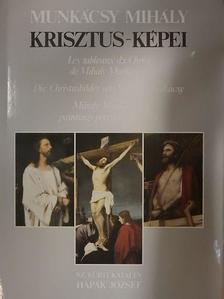 Sz. Kürti Katalin - Munkácsy Mihály Krisztus-képei [antikvár]