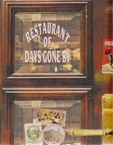Tóth Ágnes - Restaurant of Days Gone By [antikvár]