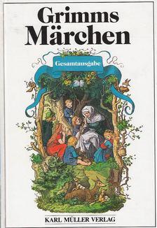 Jacob Grimm-Wilhelm Grimm - Kinder- und Hausmärchen [antikvár]
