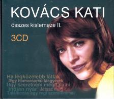 Kovács Kati - ÖSSZES KISLEMEZE II. 3CD KOVÁCS KATI