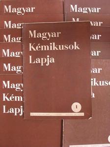 Balló Rudolf - Magyar Kémikusok Lapja 1955. január-december [antikvár]