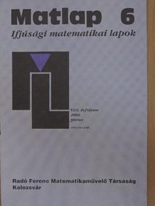 Csapó Hajnalka - Matlap 2004. június [antikvár]