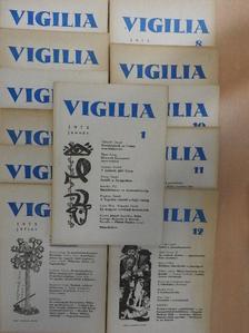B. Kiss Éva - Vigilia 1973. január-december [antikvár]
