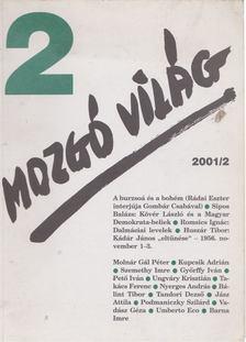 P. Szűcs Julianna - Mozgó Világ 2001/2 [antikvár]