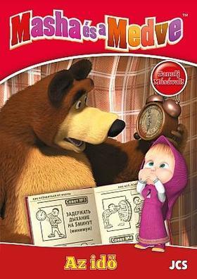 Ismeretlen - Mása és a Medve - Tanulj Másával! - Az idő