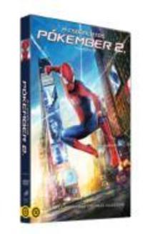A csodálatos pókember 2. - DVD