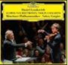 Előadó: Lozakovich, Gergijev - Beethoven: Hegedűverseny CD
