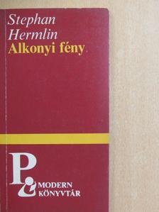 Stephan Hermlin - Alkonyi fény [antikvár]