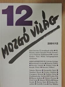 Almási Miklós - Mozgó Világ 2001. december [antikvár]